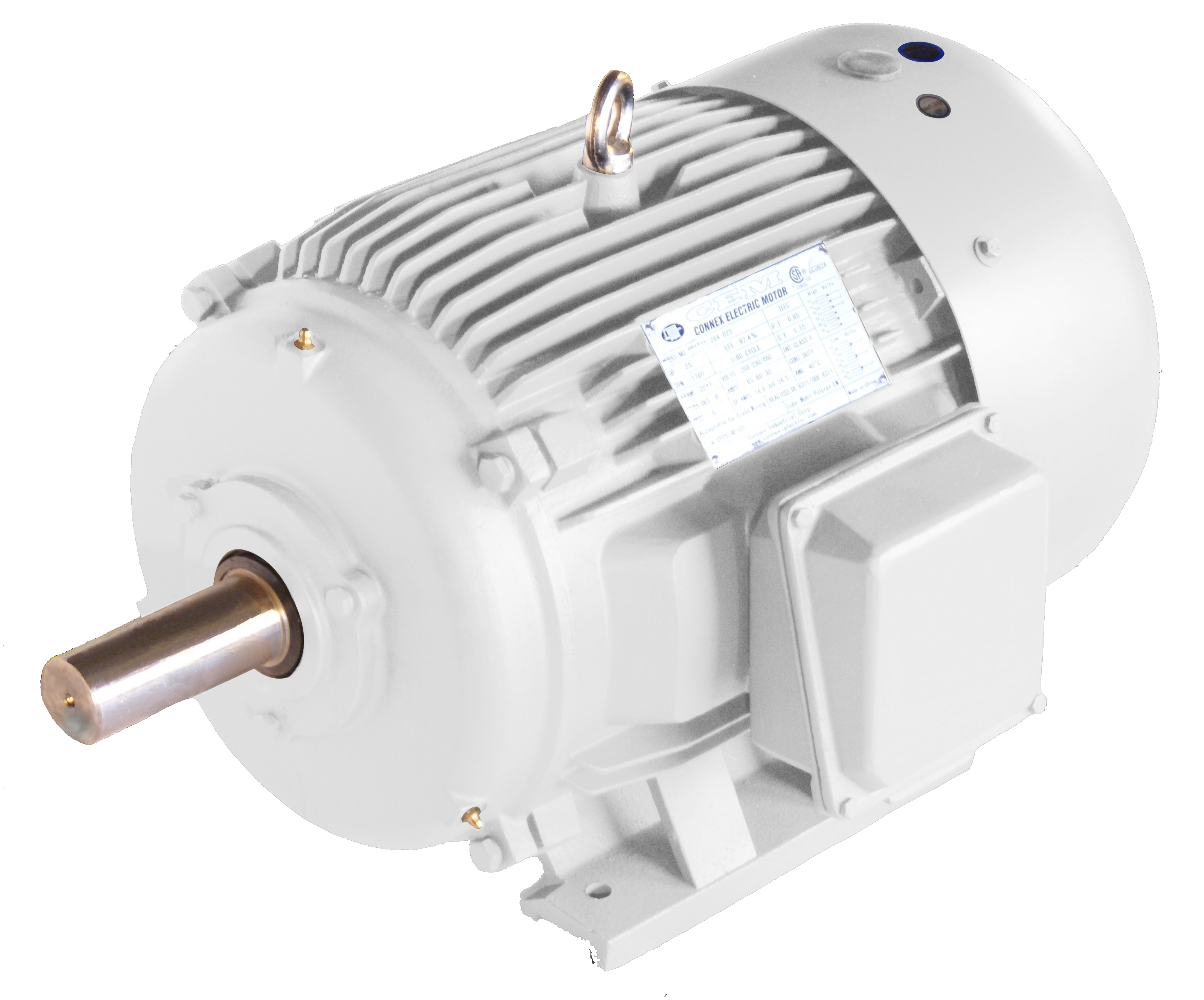 Connex electric motors for Grease for electric motors